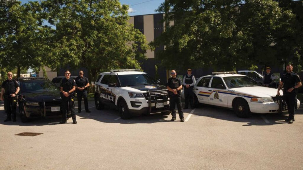 BCWLE BC Women In Law Enforcement Partners Out On Patrol