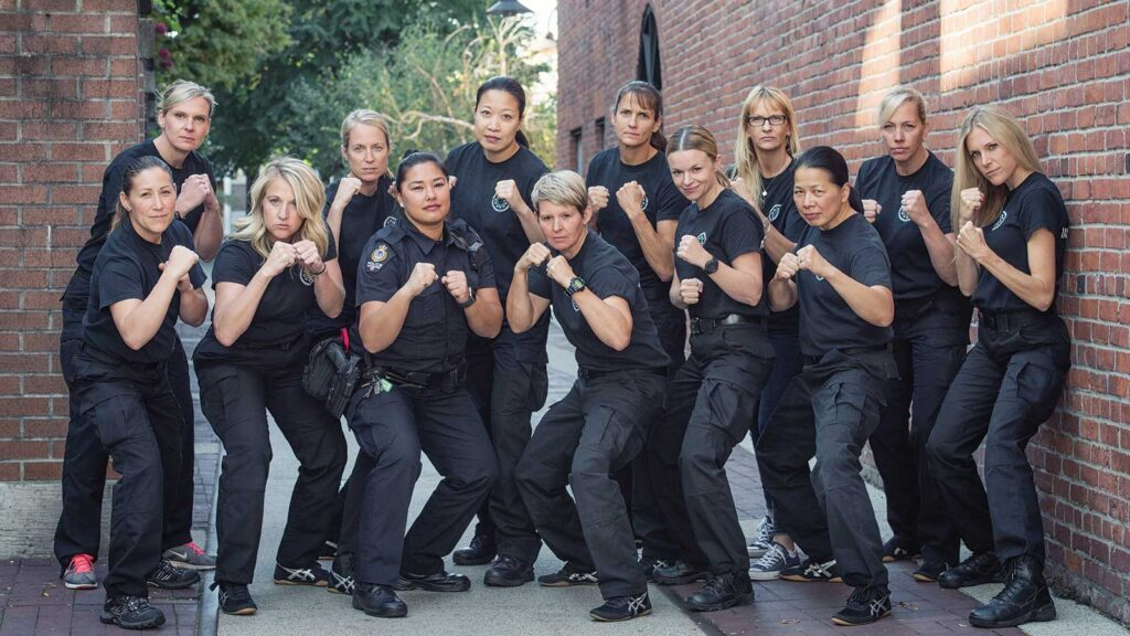 BCWLE BC Women In Law Enforcement Personal Safety Team 2
